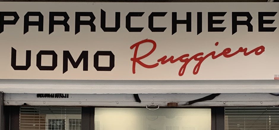 Parrucchiere Uomo Ruggiero