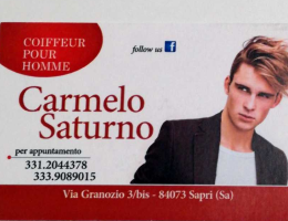 Coiffeur Pour Homme By Carmelo Saturno