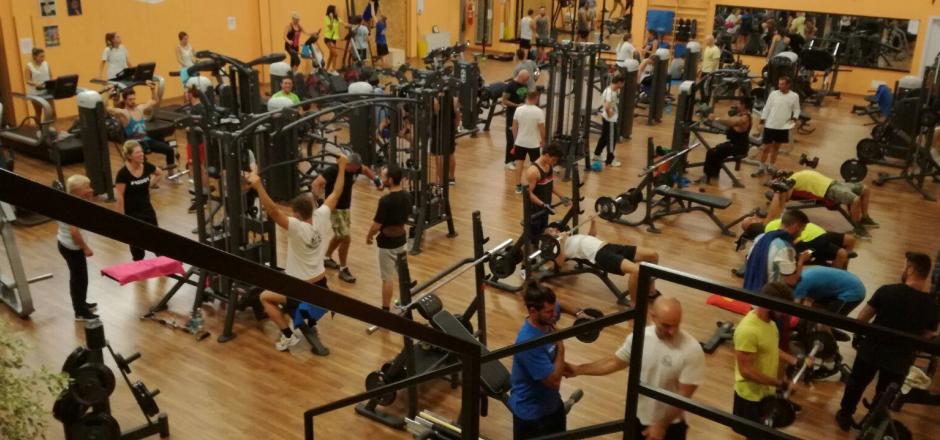 Sporting Fitness S.R.L.